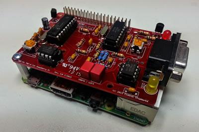 TNC-Pi: TNC-X for Raspberry Pi